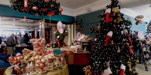 Which London Store Has The Best Christmas Department?