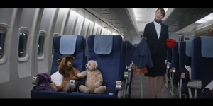Heathrow Airport's Christmas Ad Features Teddies And Chas & Dave