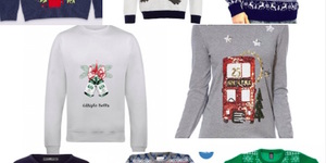 The Best Christmas Jumpers For Christmas Jumper Day 2016