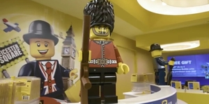 Video: A Look Inside The New Lego Store