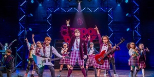 School Of Rock Musical Doesn't Exactly Rock