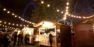London's South Bank: An A-Z Of Winter Wonders