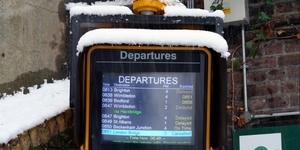 London News Roundup: Southern Rail Staff To Strike Over Christmas