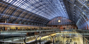 St Pancras Station's Weirdest Secrets