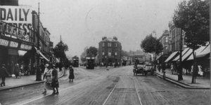 How Did Finchley's Tally Ho Corner Get Its Name?