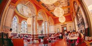 London's Top Museum Cafés