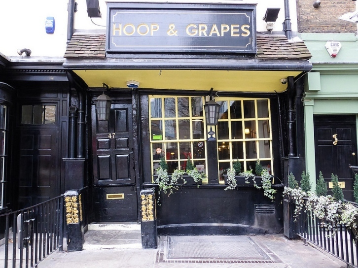 Which Is London's Oldest Pub?