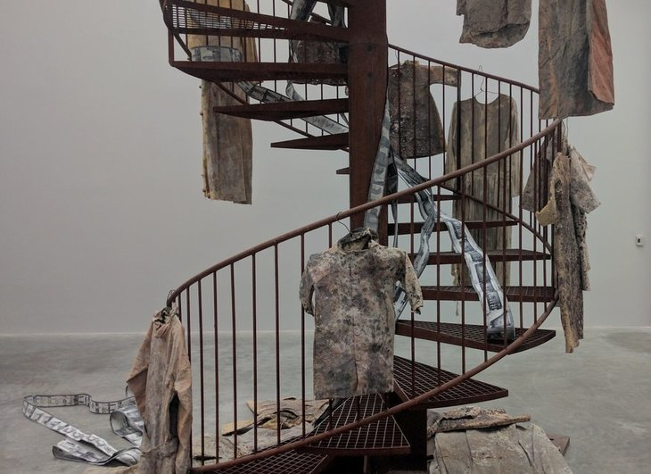 Anselm Kiefer Has Outdone Himself With A Spectacular Exhibition