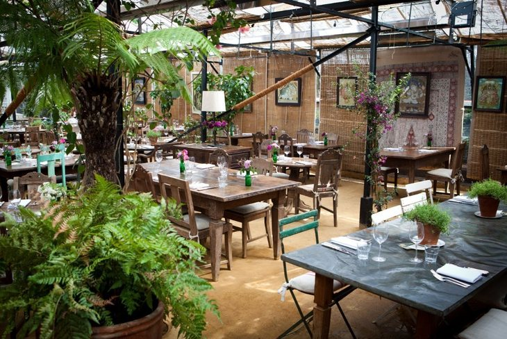 8 Of London's Most Beautiful Restaurants