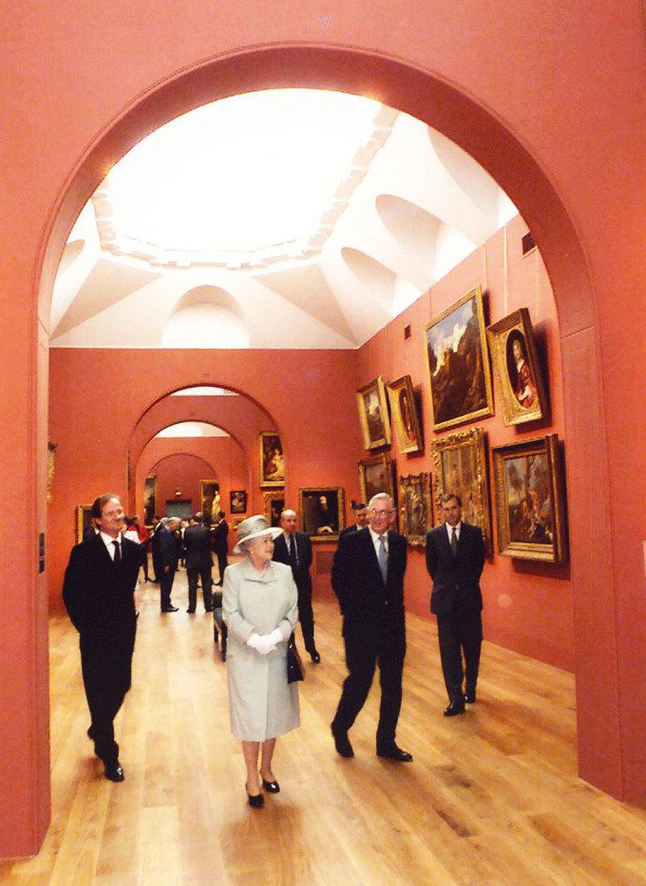 Inside London's Oldest Art Gallery