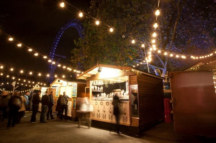 London's South Bank: An A-Z Of Winter Wonders