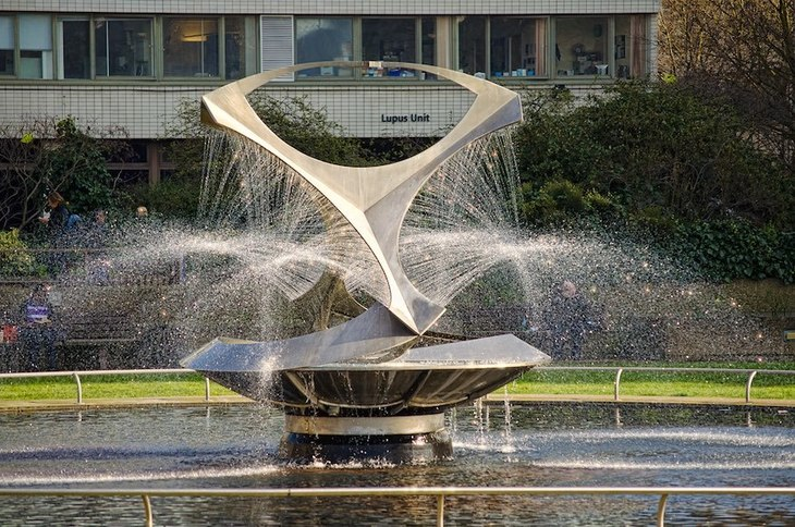 Are These London's Most Beautiful Fountains?