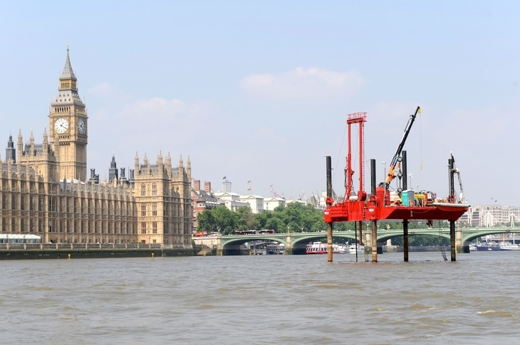 Where Does London S Drinking Water Come From