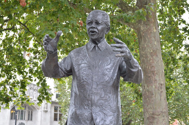 At least 40 statues in London are of non-Brits.