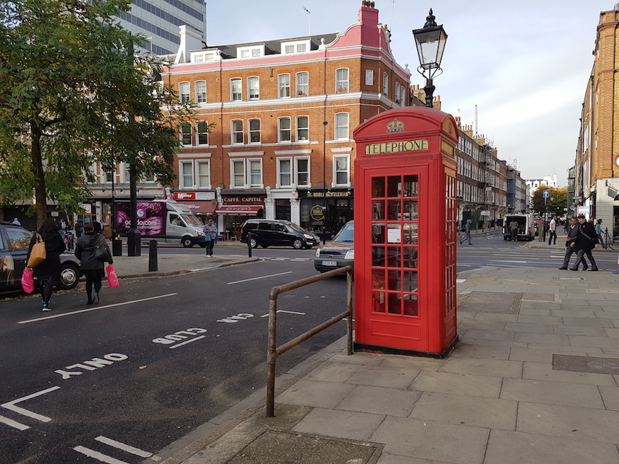 What's so special about this Bloomsbury phone box?
