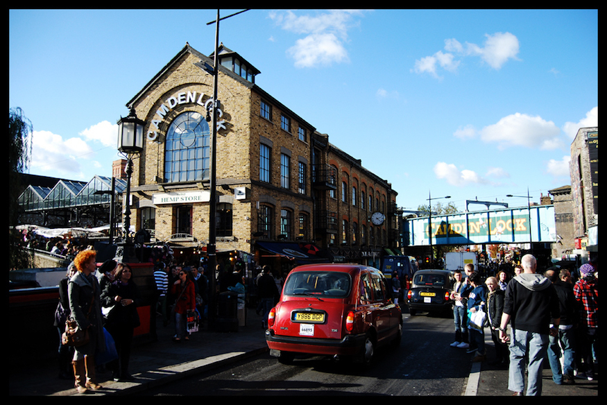 5 Secrets of Camden Market