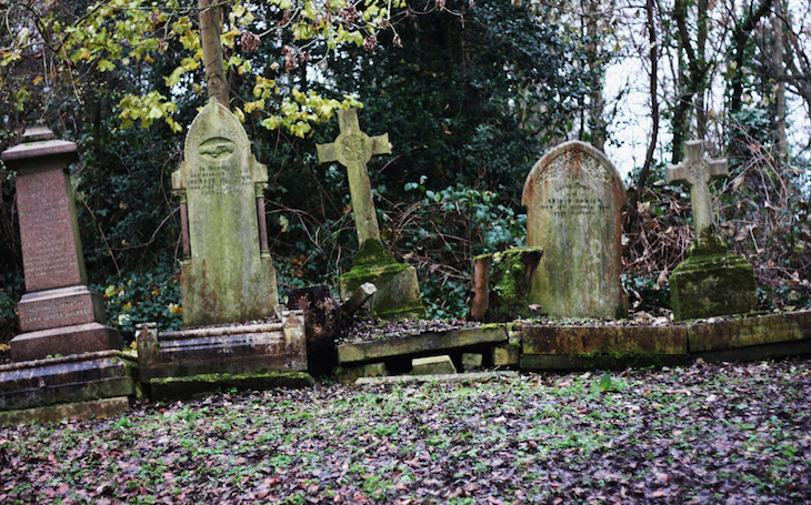 7 Secrets Of Nunhead Cemetery
