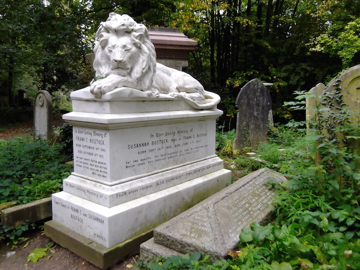What you should know about Abney Park Cemetery