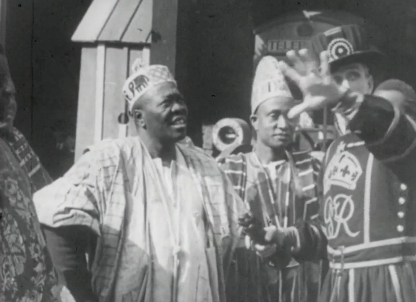 Check Out This Archive Of Black Britain On Film