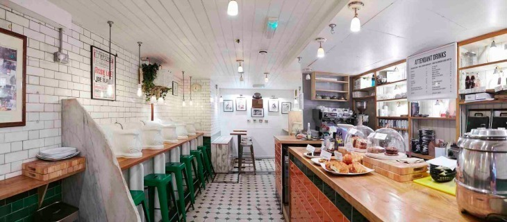 Best coffee shops in London: The Attendant