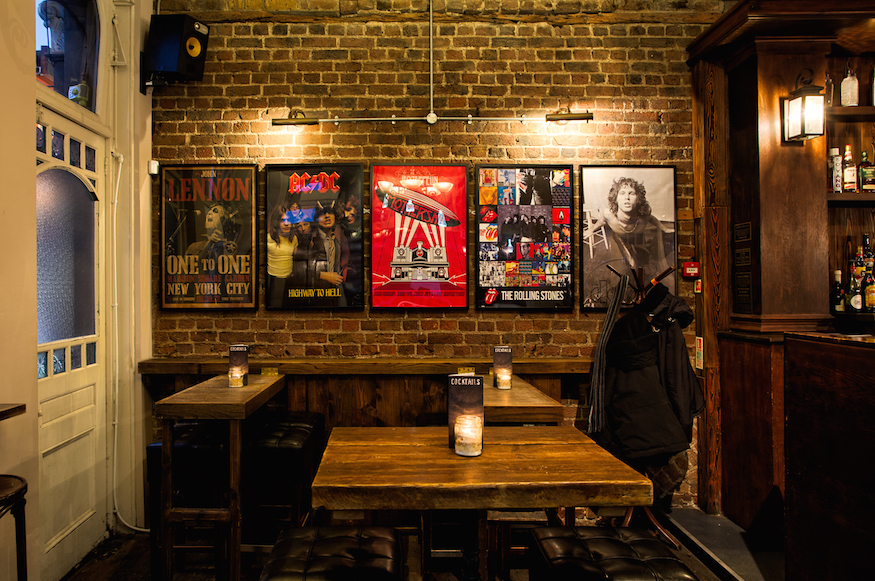London's Best Kept Secret Bars