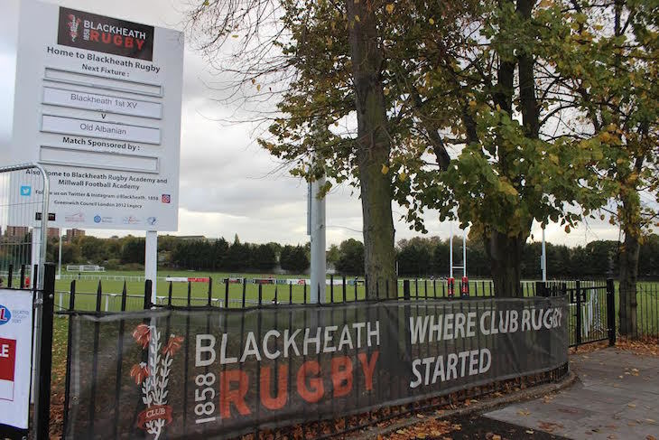 Why Blackheath Is London's Real Home Of Sport