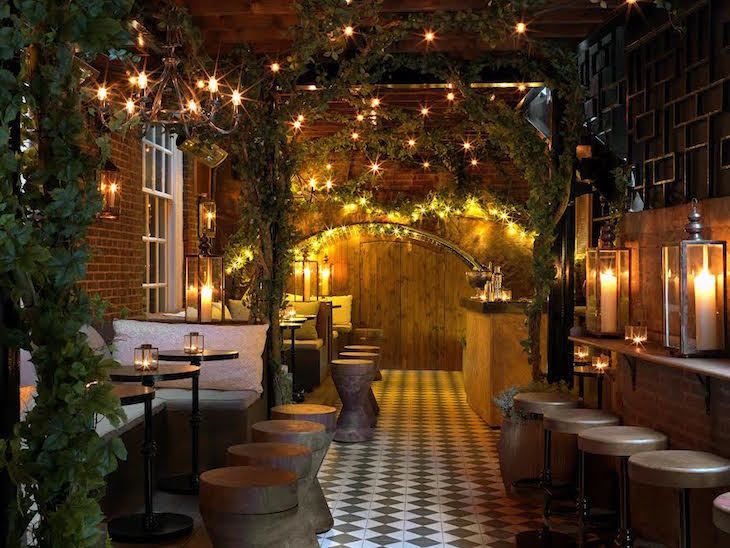 London S Best Winter Drinking Pop Ups And Cosy Bars 2018