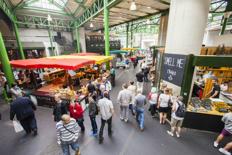 How To Get The Most Out Of Borough Market