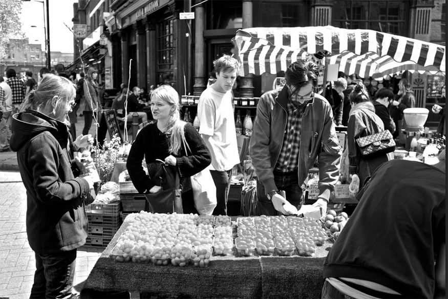 Have You Done All These Things In Broadway Market?