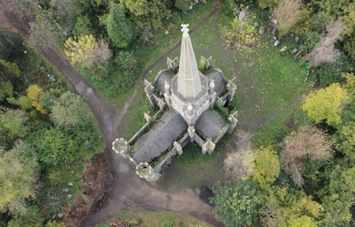 7 Secrets Of Abney Park Cemetery