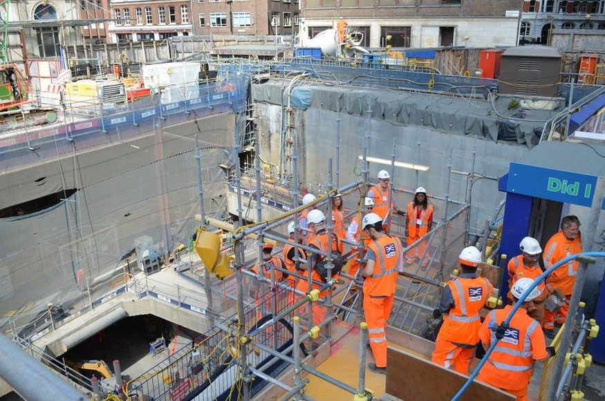 London News Roundup: It's Crossrail The Musical!