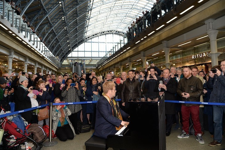 7 Weird Facts About St Pancras Station