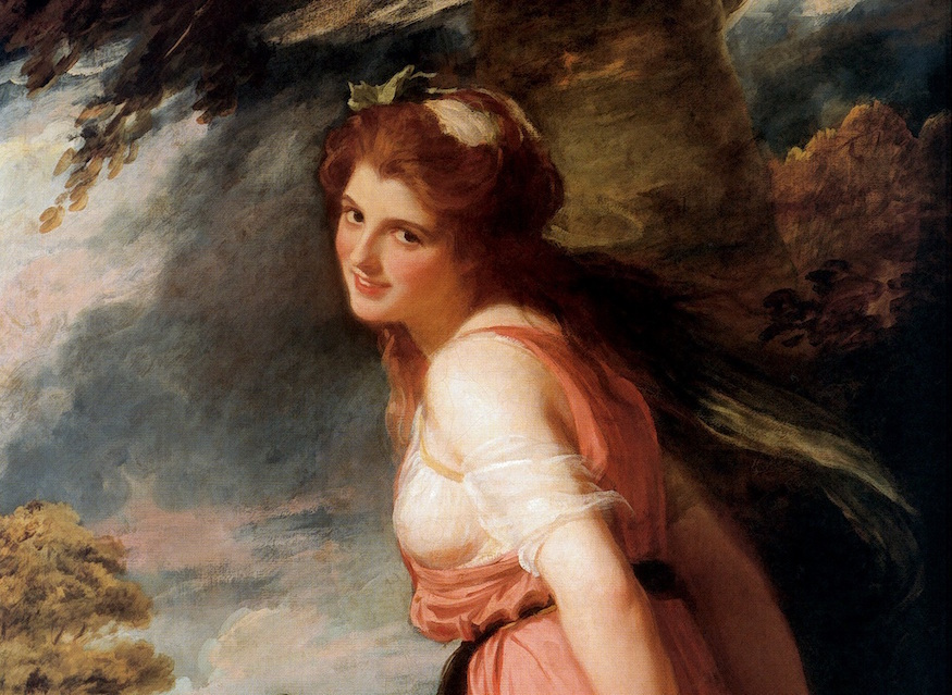 Scandal Mapped: The London Of Emma, Lady Hamilton