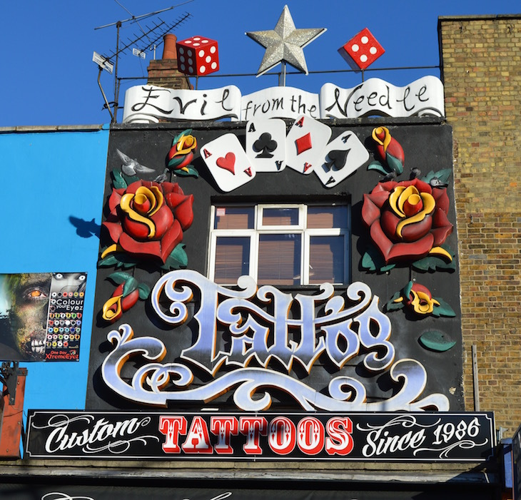 9234f669d0c8 The Giant Signs Of Camden Town