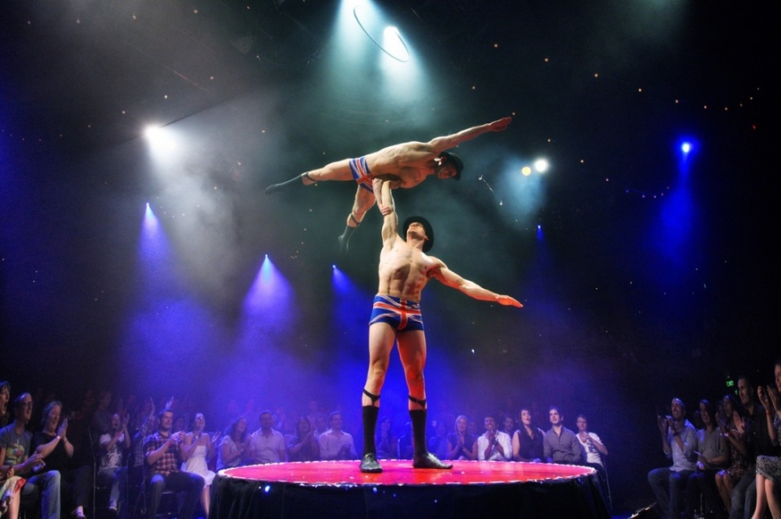 This is why La Soirée is seventh heaven