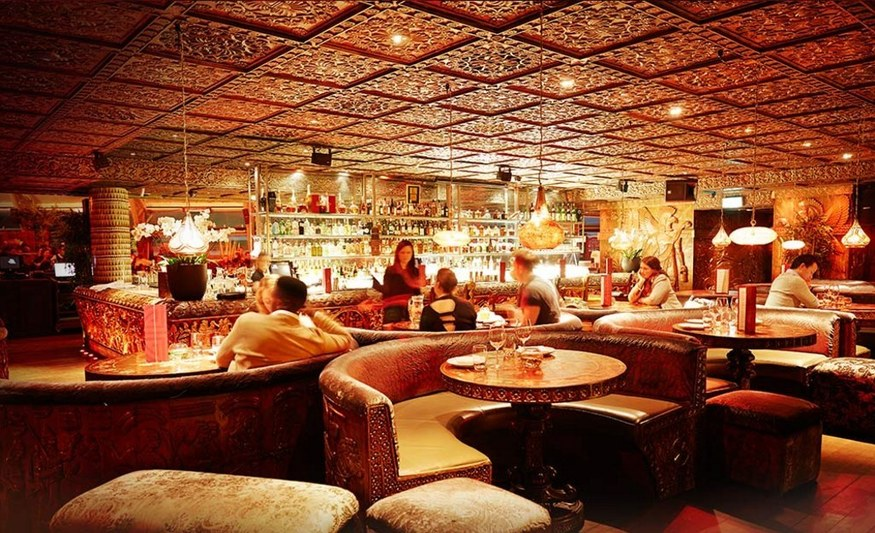 Delightful Restaurants For Christmas Party Part - 7: Book For Christmas With A Twist At These Camden Restaurants