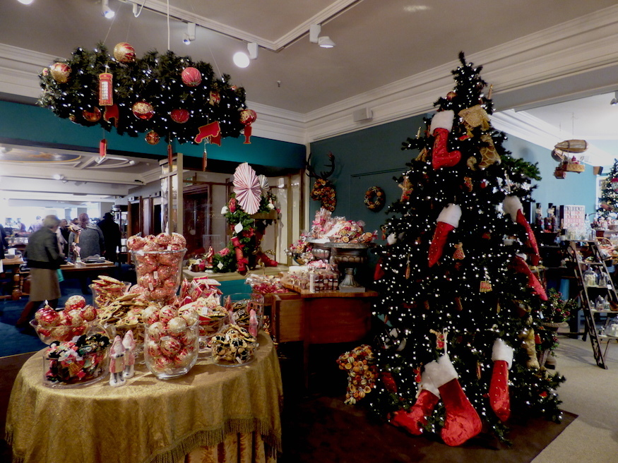 which london store has the best christmas department - Best Store For Christmas Decorations