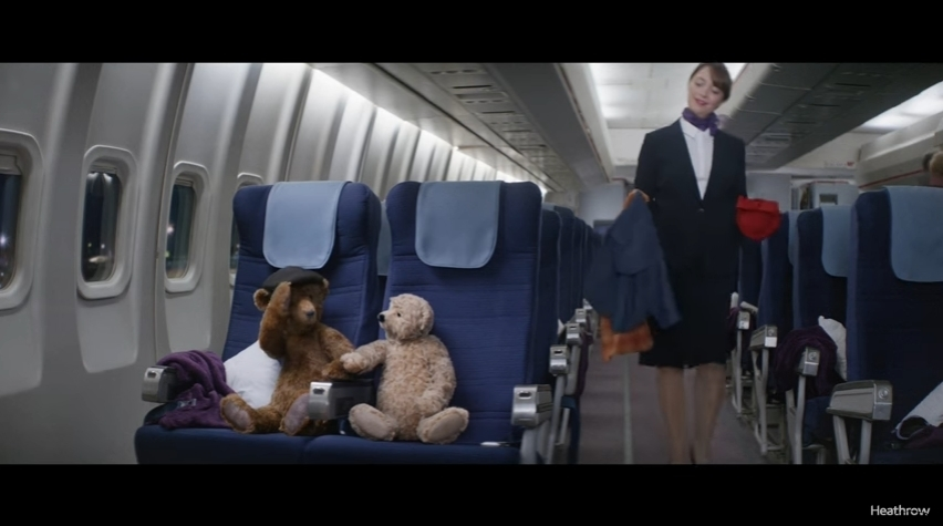 Seen This Cute Heathrow Christmas Ad?