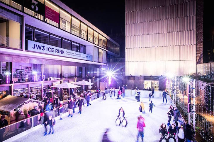 Which Are London's Cheapest And Most Expensive Ice Rinks 2016?