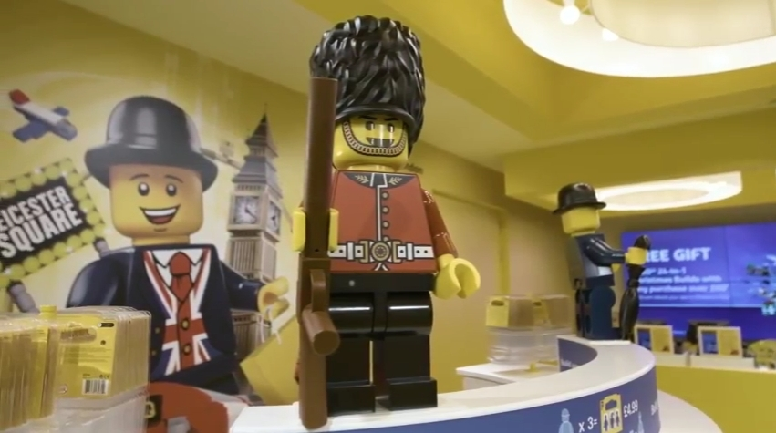 The World's Largest Lego Store Is Now In London