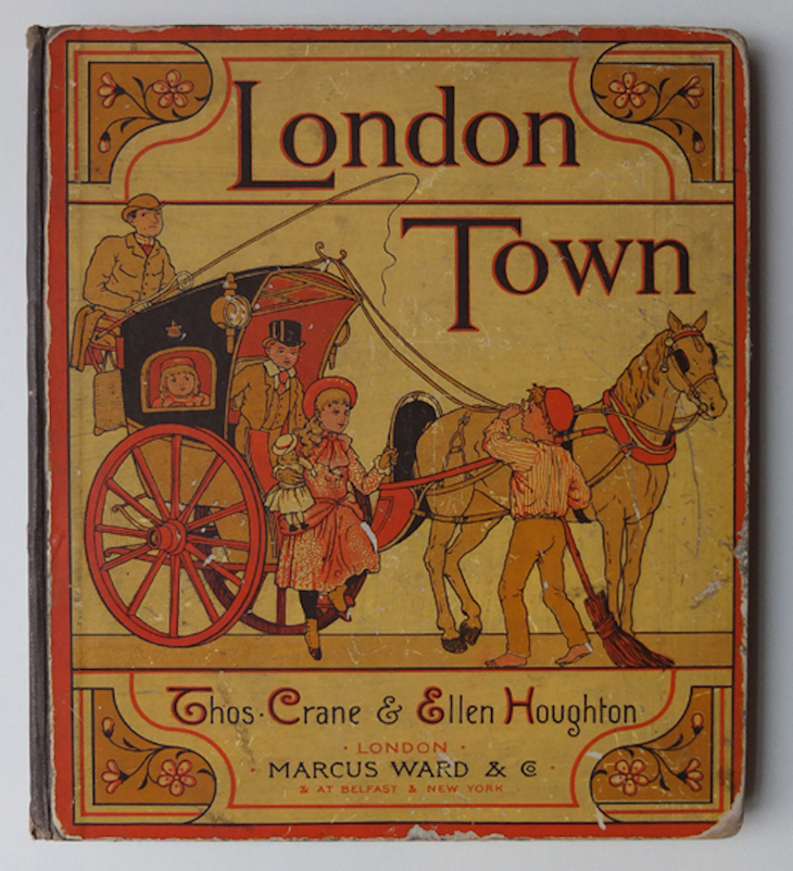 A History Of Children's Books About London