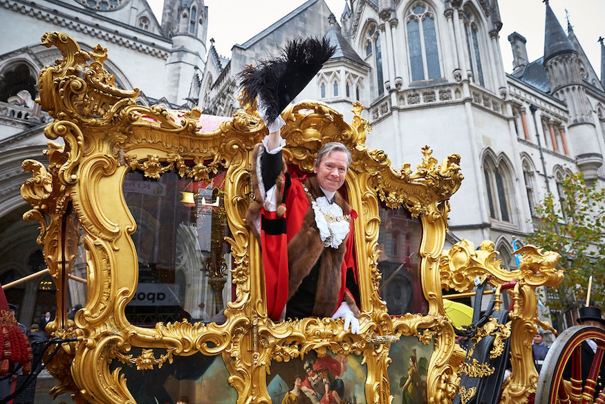 A Guide To The Lord Mayor's Show