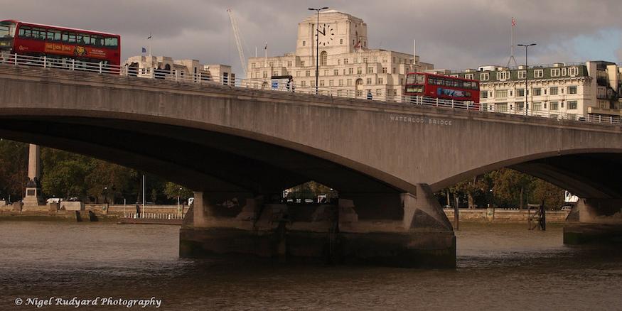 13 Secrets of Waterloo Bridge | Londonist
