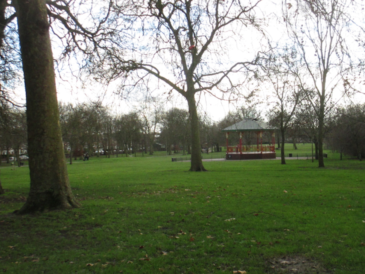 Check Out Some Of London's Best Parks