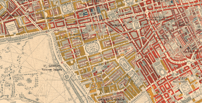 Karte London City.The Best Old Maps Of London Londonist