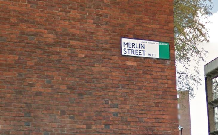 Did Merlin Live In Islington?