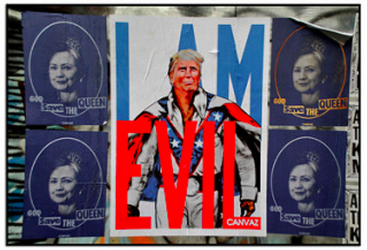 Have You Spotted Donald Trump On The Streets Of London?