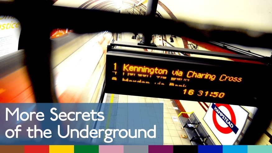 Bet You Didn't Know All These Secrets Of The Underground...