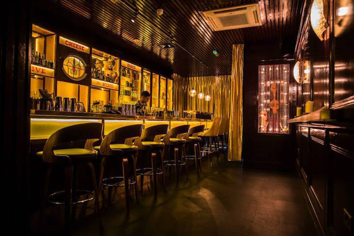 Even hardcore cocktail bar fans may not know about these London bars