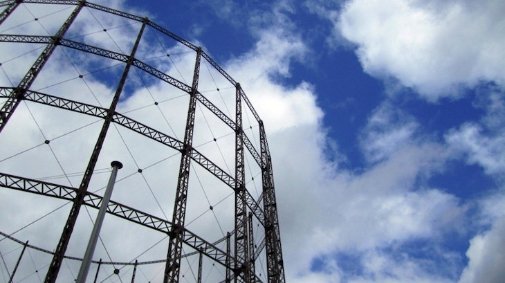 London's Most Beautiful Gasholders